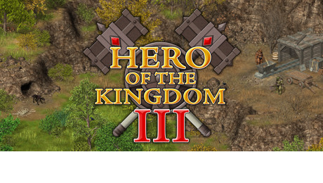 LazyGuysBundle – Steam game Hero of the Kingdom III by Lonely Troops for Windows, macOS, Linux and Steam OS as part of the Lazy Christmas 2018 at LazyGuysBundle.
