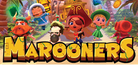 LazyGuysBundle – Steam game Marooners by M2H for Windows, macOS, Linux and Steam OS as part of the Lazy Christmas 2018 at LazyGuysBundle.