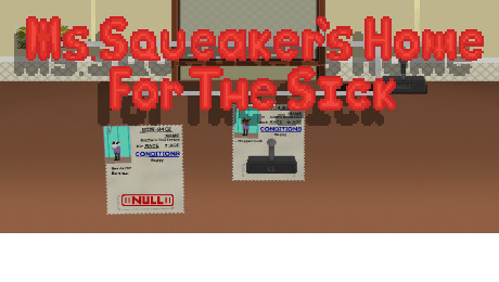 LazyGuysBundle – Steam game Ms. Squeaker's Home for the Sick by Targon Studios for Windows as part of the Lazy Christmas 2018 at LazyGuysBundle.
