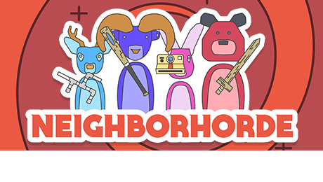 LazyGuysBundle – Steam game Neighborhorde by Fermenter Games for Windows as part of the Lazy Christmas 2018 at LazyGuysBundle.
