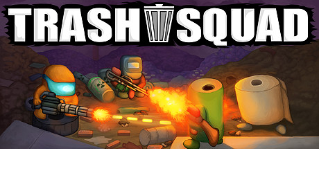 LazyGuysBundle – Steam game Trash Squad by Enitvare for Windows, Linux and Steam OS as part of the Lazy Christmas 2018 at LazyGuysBundle.