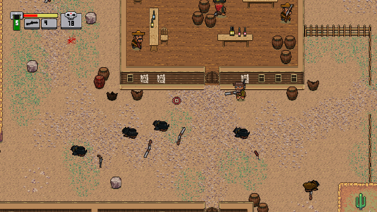 LazyGuysBundle –Steam game Dead Dust by BoldPixel and Diedemor studio for Windows available in the Bundle 24: True Mind deal for a cheap price.