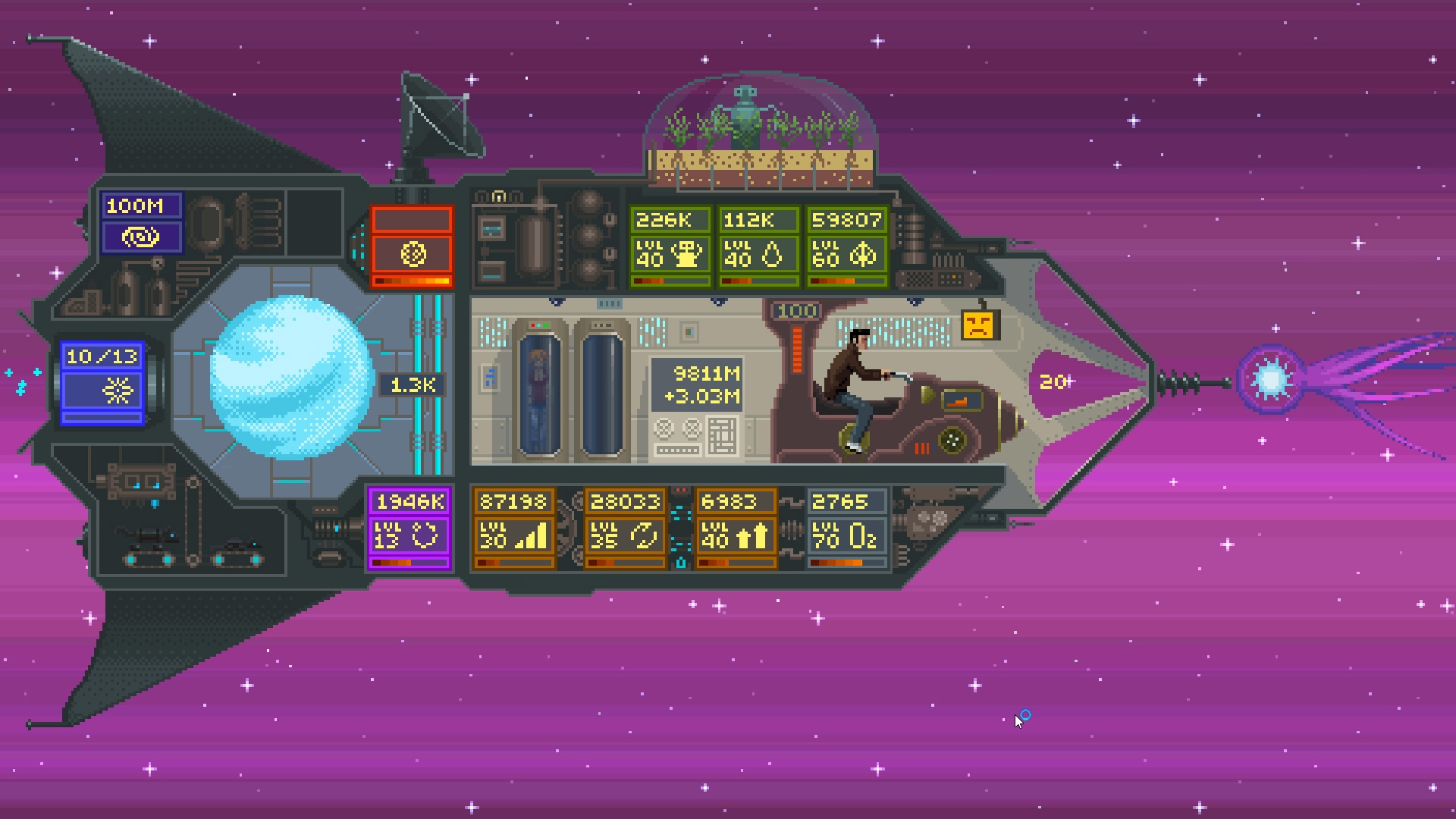 LazyGuysBundle – Steam game Human-powered spacecraft by Shiv for Windows, macOS, Linux and SteamOS available in the Bundle 24: True Mind deal for a cheap price.