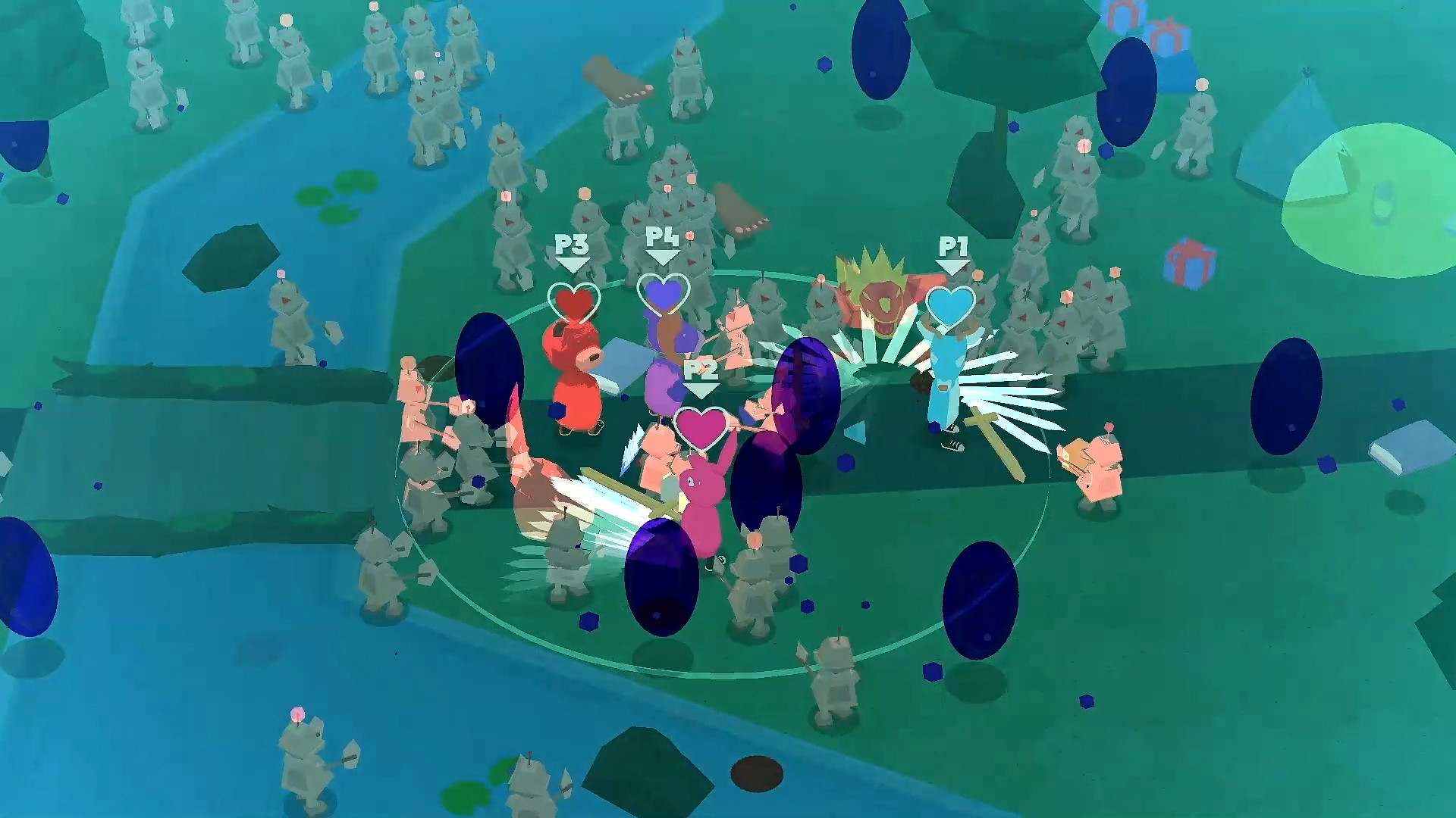 LazyGuysBundle –Steam game Neighborhorde by Fermenter Games for Windows available in the Bundle 25: Feels Like Home deal for a cheap price.